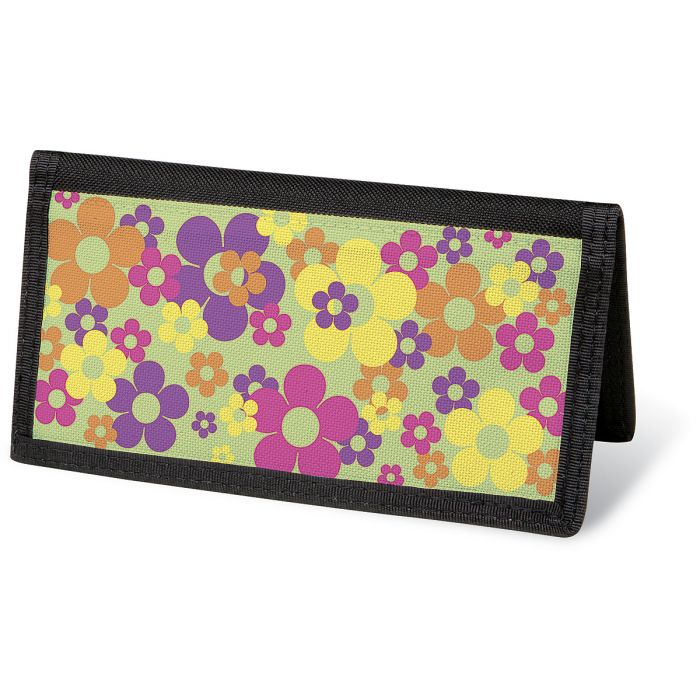 Feeling Groovy  Checkbook Cover - Non-Personalized