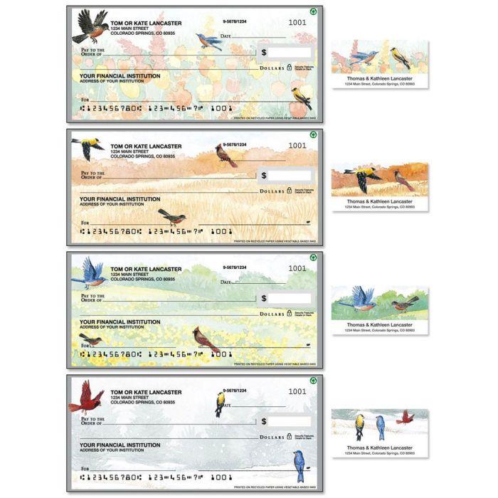 Wildbirds Duplicate Checks with Matching Address Labels