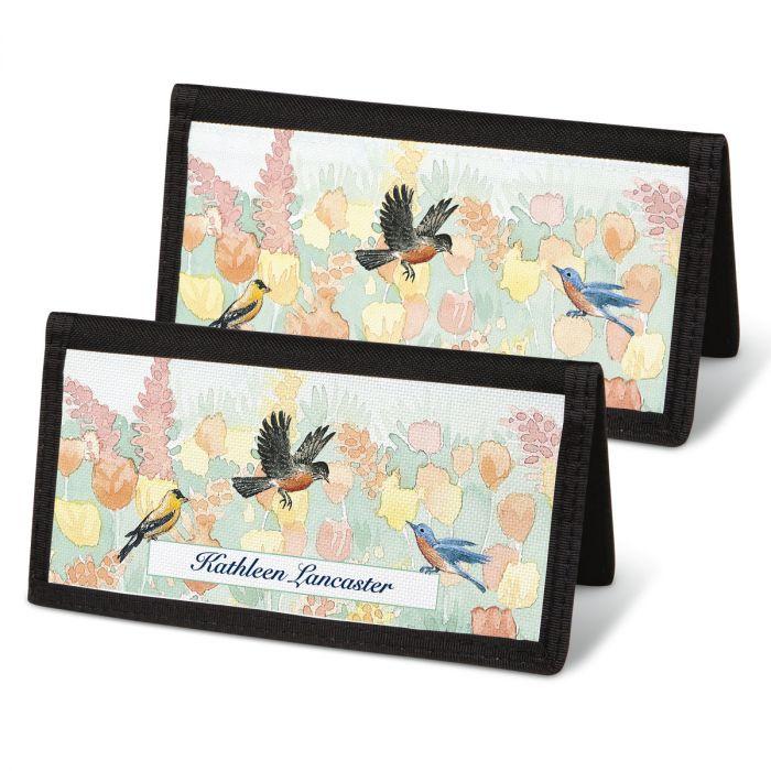 Wildbird  Checkbook Covers