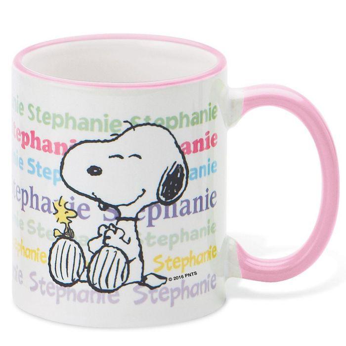 PEANUTS® Pastel Personalized Mug
