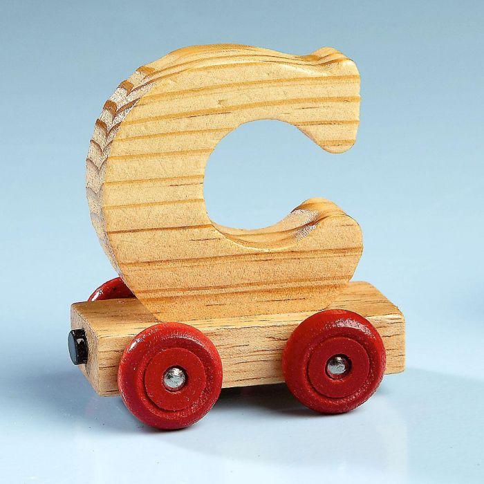 Letter Car - C