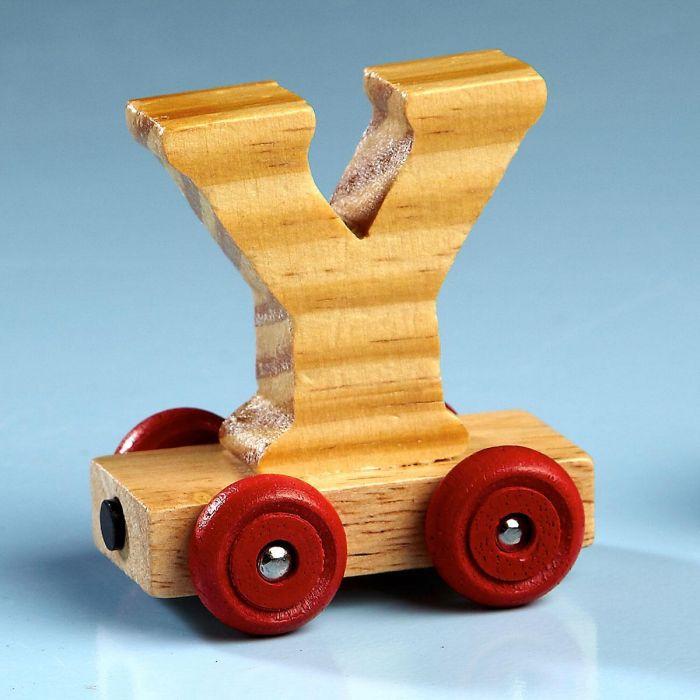 Letter Car - Y