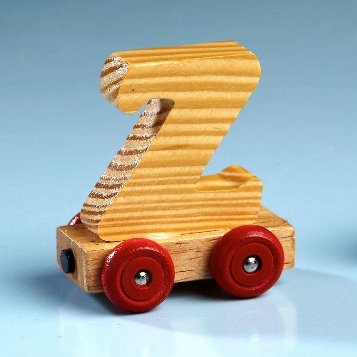 Letter Car - Z