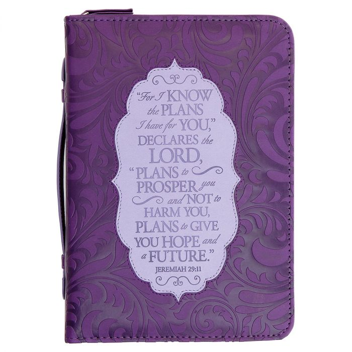 Fancy Embellishments Large Bible Cover