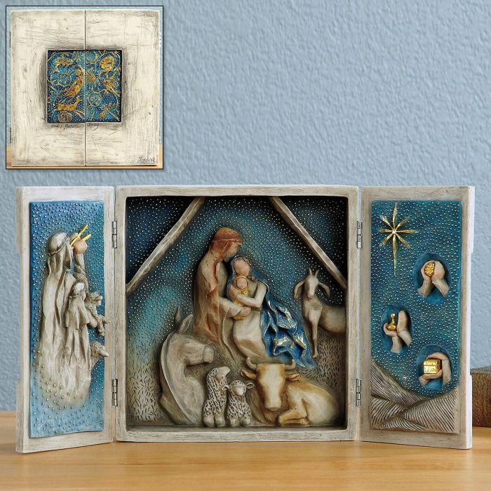 Willow Tree® Starry Night Nativity