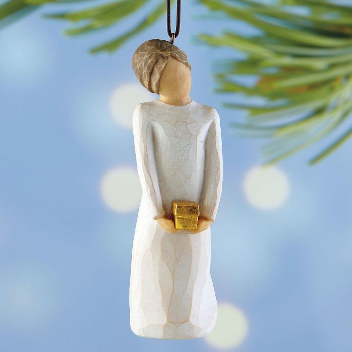 Spirit of Giving Ornament by Willow Tree®