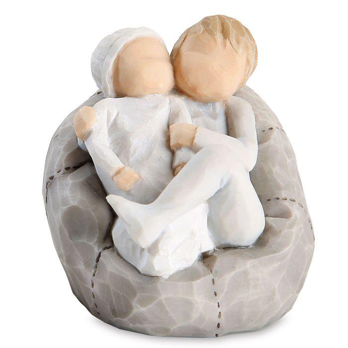 Sky Blue My Baby Figurine by Willow Tree®