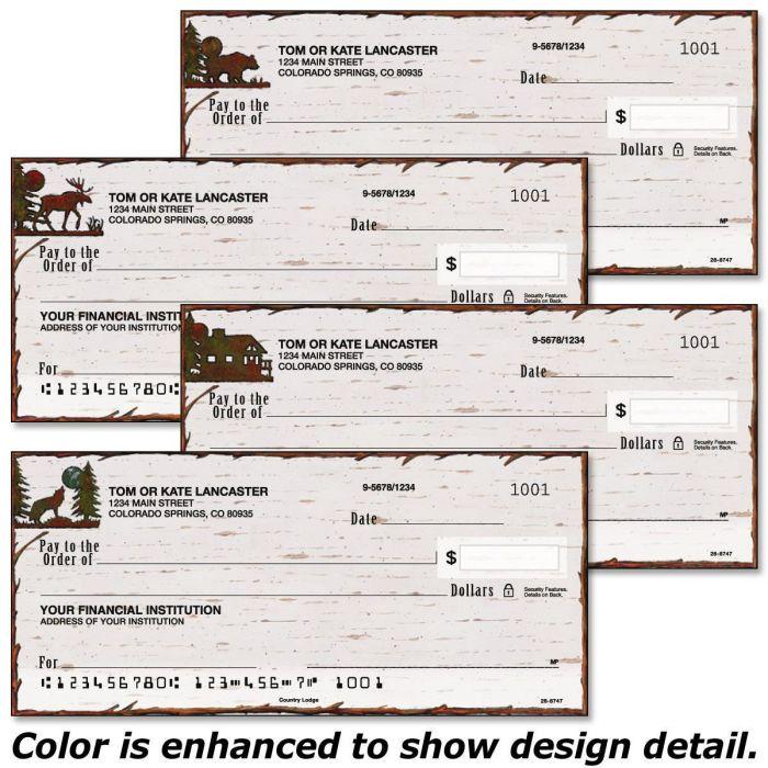 Country Lodge Duplicate Checks