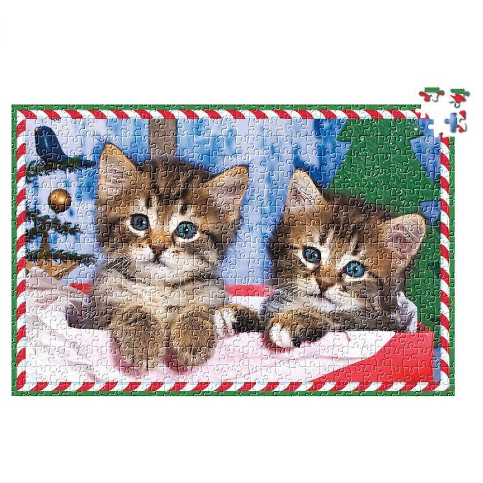Double Trouble Cats Puzzle
