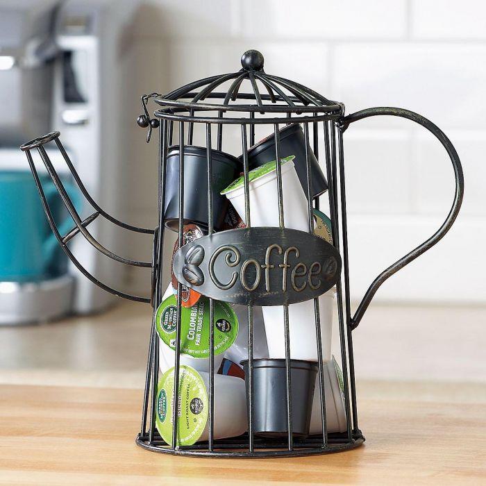 Carafe Coffee Pod Holder