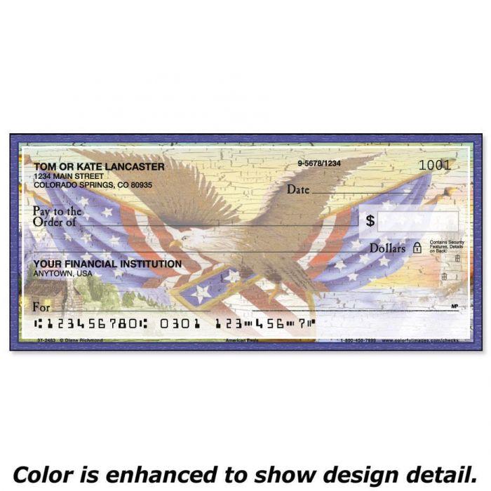American Eagle Duplicate Checks