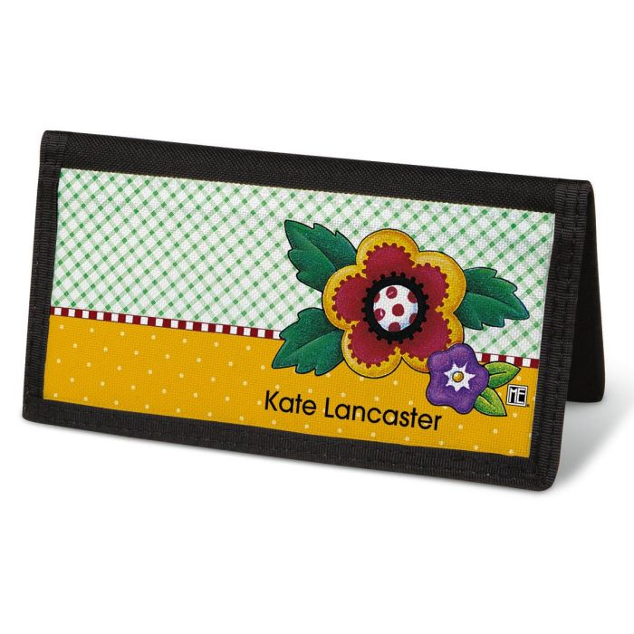 Mary Engelbreit® Classic Checkbook Cover - Personalized