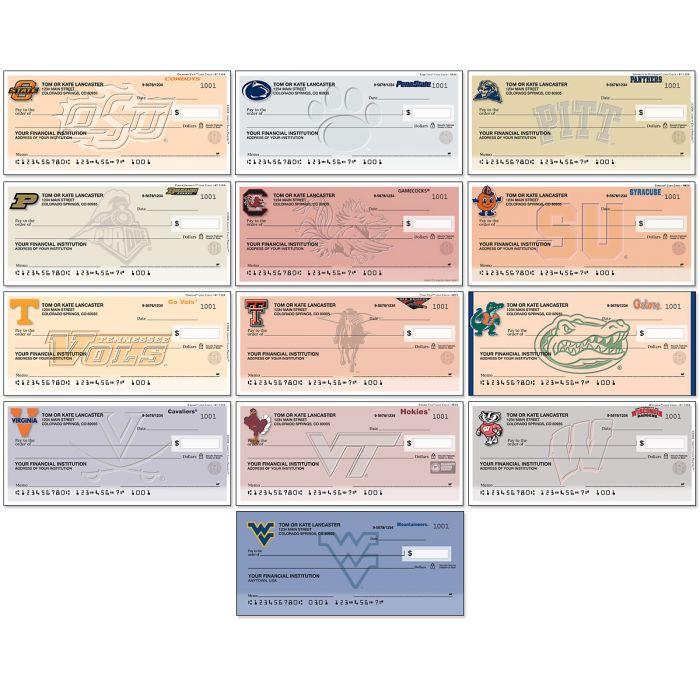 Collegiate Single Checks