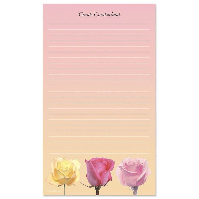 Gypsy Rose Custom Memo Pads
