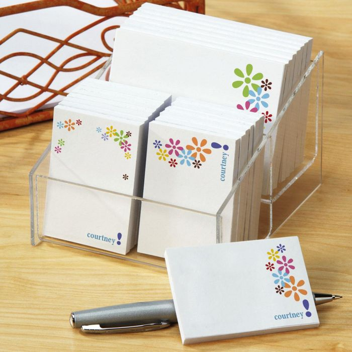 Hopscotch Personalized Post-it® Notes Set