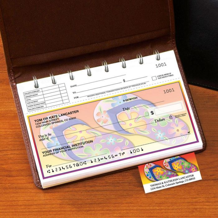 Flip-Flops Single Top-Stub Checks with Matching Address Labels
