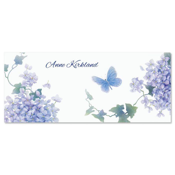 Lavender Beauty  Slimline Custom Note Cards