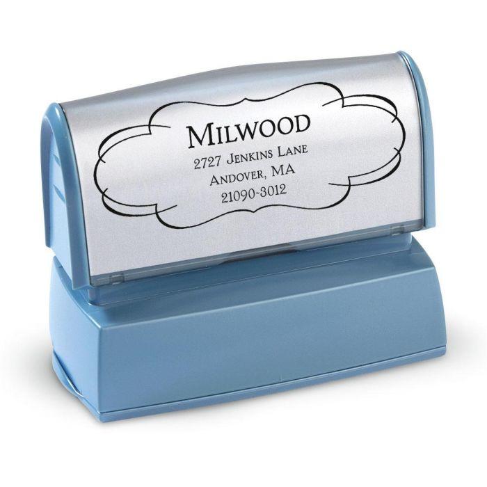 Elegant Frame-Large Address Stamper