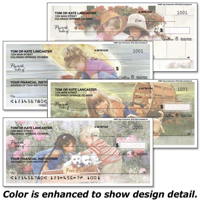 Age of Innocence Duplicate Checks