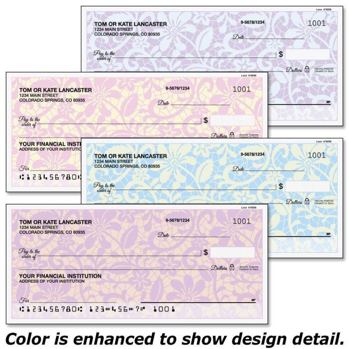 Lace Duplicate Checks