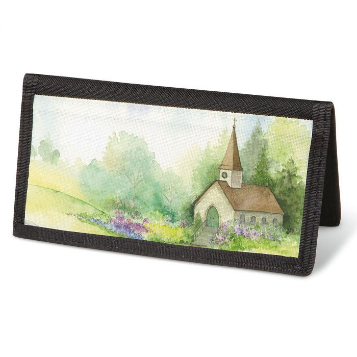 Grace Checkbook Cover - Non-Personalized