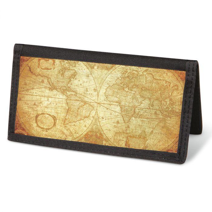 Old World  Checkbook Cover - Non-Personalized