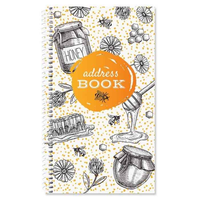Oh Sweet Honey Lifetime Address Book
