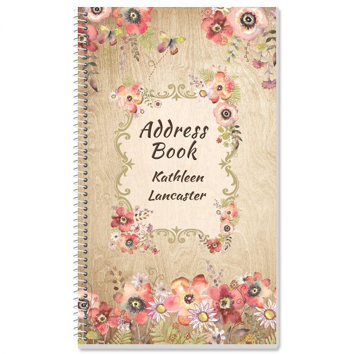 Kindness Personalized Lifetime Address Book
