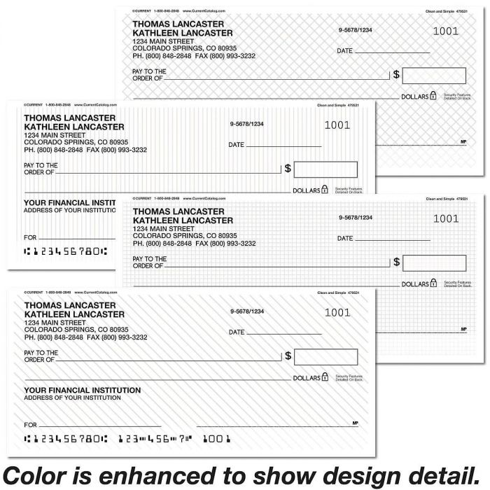 Clean and Simple Duplicate Checks