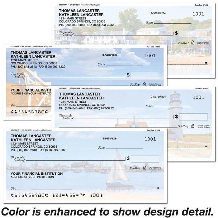 Cape Cod Duplicate Checks