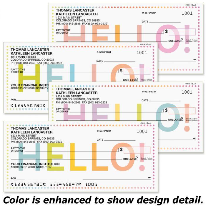 Hello Duplicate Checks