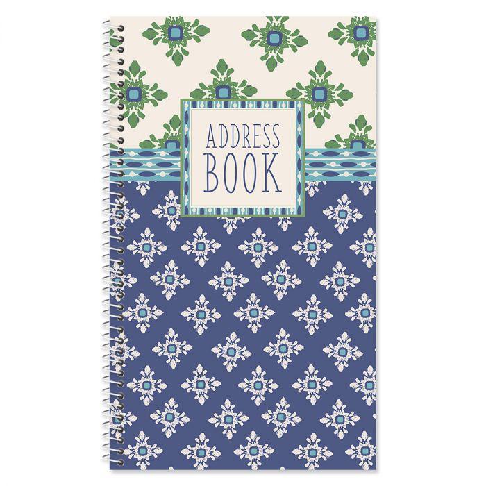 Cool Serenity Lifetime Address Book