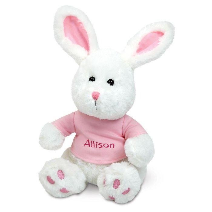 Kids Personalized Easter Bunny with T-Shirt