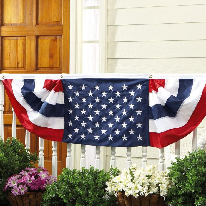Flag Bunting by Current Catalog