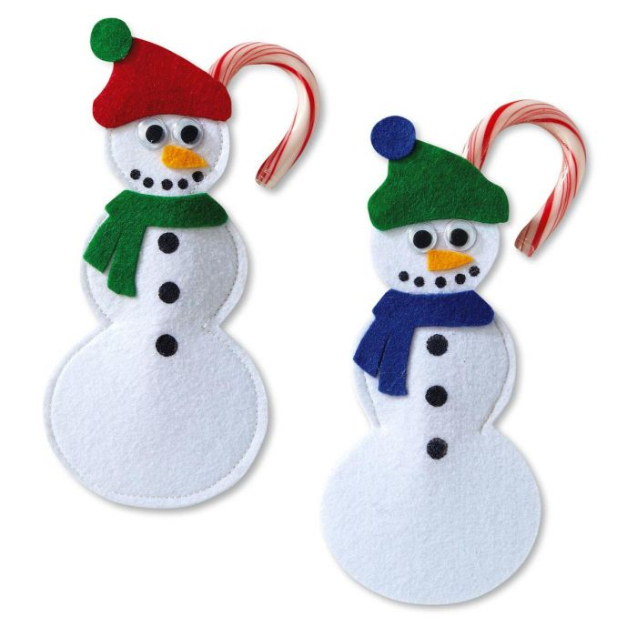 Snowman Candy Cane Covers