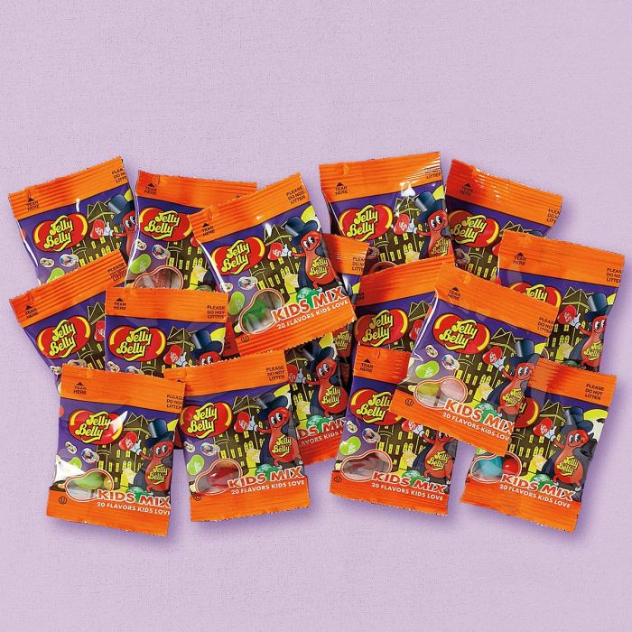Jelly Belly® Kids Mix Halloween Candy Packs