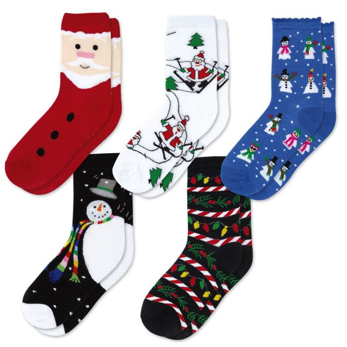 Holiday Socks Value Pack