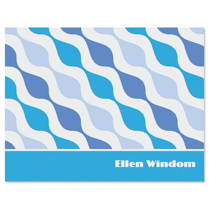 Ogee Personalized Note Cards
