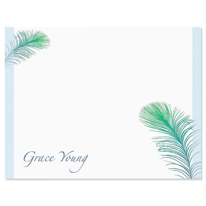 Panache Correspondence Card