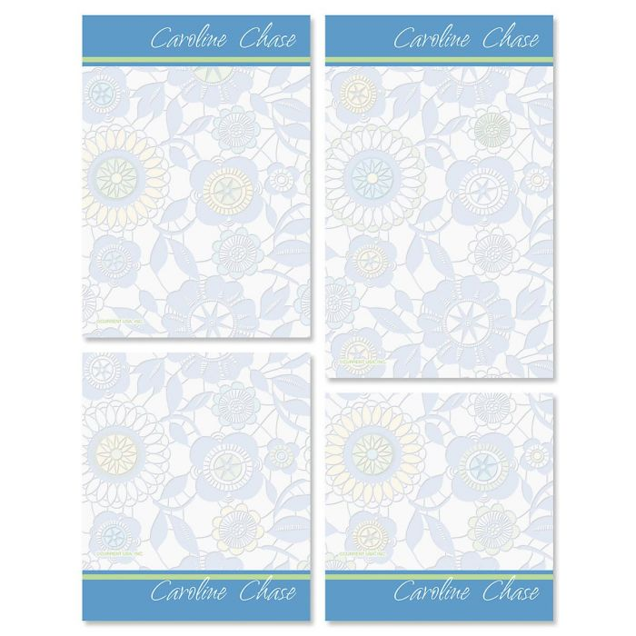 Generations Personalized Notepad Set