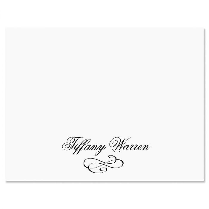 Tiffany Correspondence Cards
