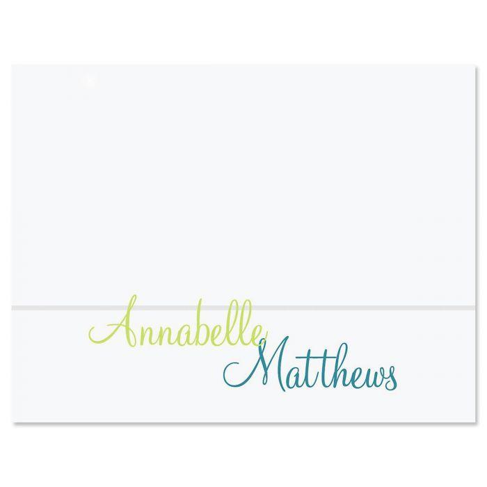 Annabelle Correspondence Card