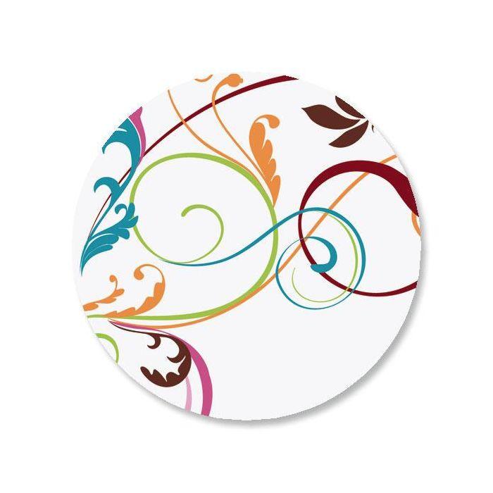 Fantasia Envelope Sticker Seals
