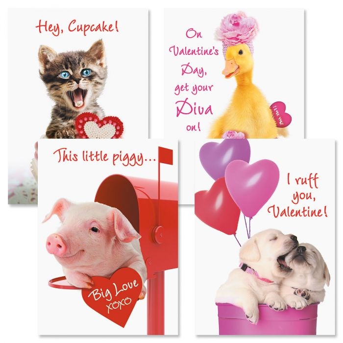 Picture This™ Valentines Day Cards