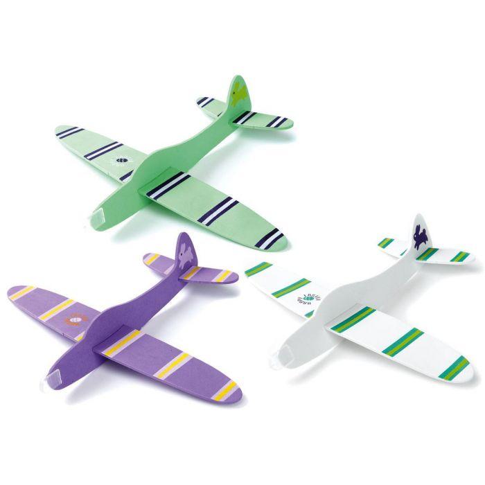 Easter Foam Gliders