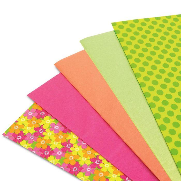 Spring Tissue Sheets - BOGO