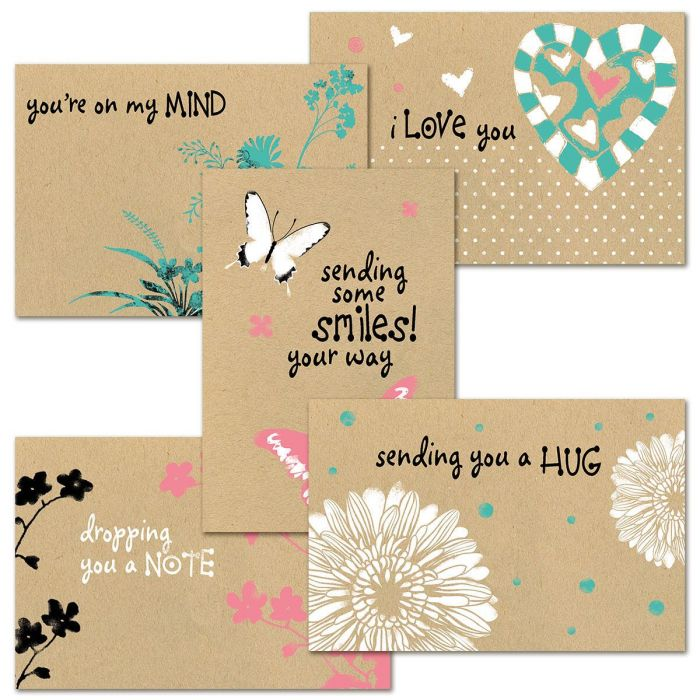 Everyday kraft thinking of you cards value pack current catalog everyday kraft thinking of you greeting cards value pack m4hsunfo