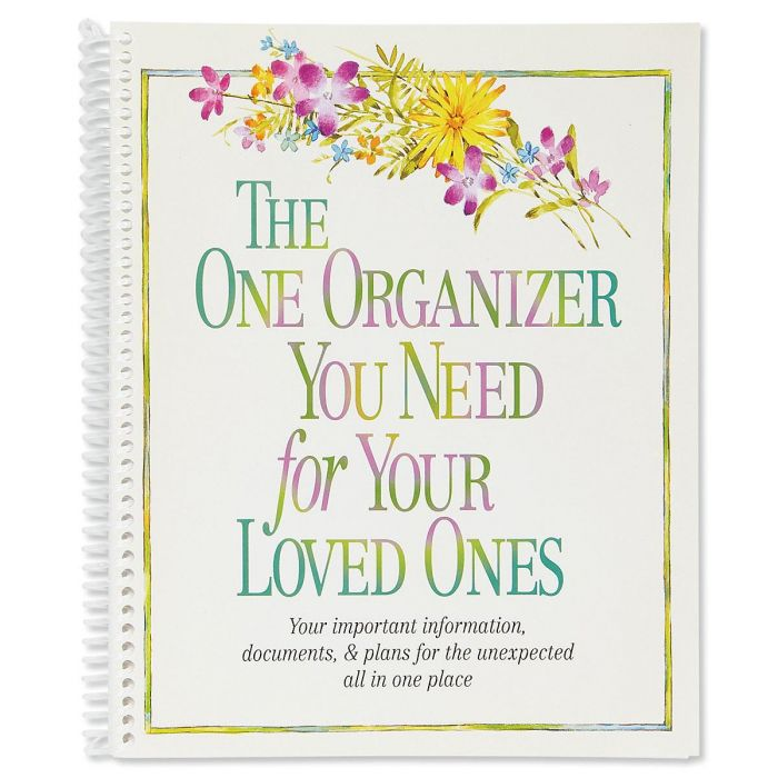 Organizer for Your Loved Ones