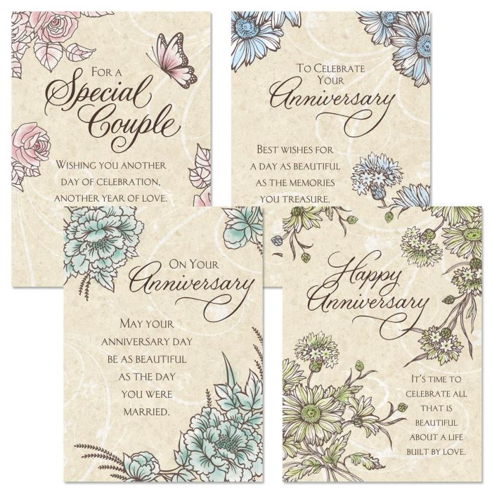 Expressions of Faith® Anniversary Cards & Seals