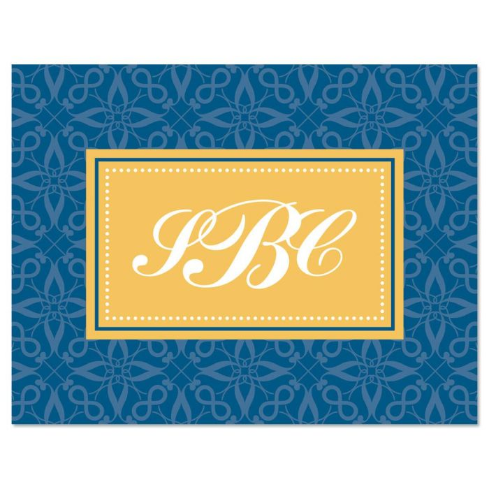 French Quarter Personalized Note Cards